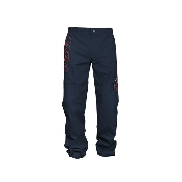 Abk Crux Pant climbing trousers in Dark Marine
