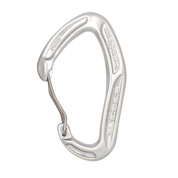 DMM Alpha Trad Carabiner, best carabiners, trad carabiners, buy dmm online france