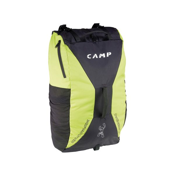Camp, Roxback, 2015, Backpacks and Rope Bags