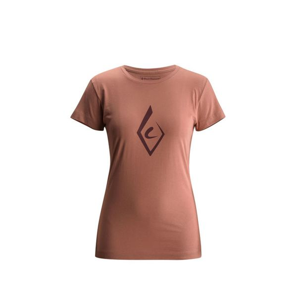 Womens rock climbing t-shirt