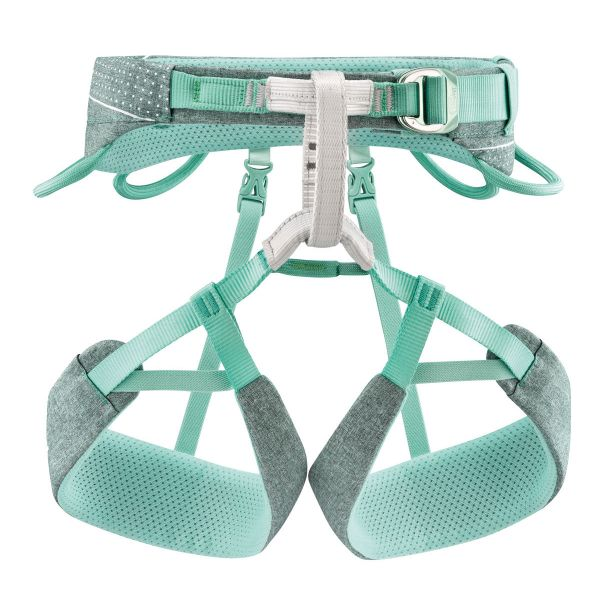 Women's rock climbing harness