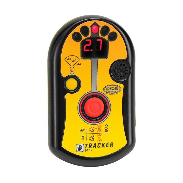 Tracker DTS avalanche transceiver avalanche beacon avy transceiver avy beacon beeper