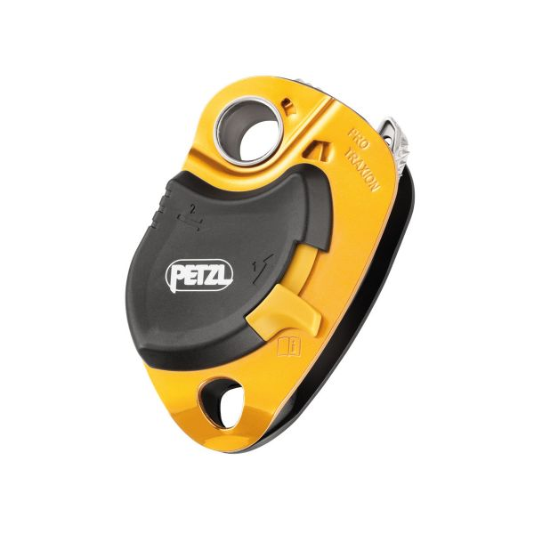 Petzl Pro Traxion 2015 Pulleys and Ascenders