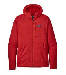 Men's R1® Fleece Full-Zip Hoody