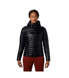 Ghost Whisperer Hooded Down Jacket Womens