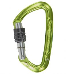 Climbing Technology Lime SG, screwgate carabiner, climbing gear