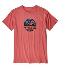 Men's Fitz Roy Scope Organic T-Shirt