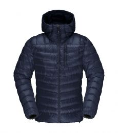 Norrona Lyngen Down 850 Hooded Men's Jacket Indigo Night