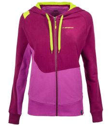 VALLEY HOODY W APPAREL CLIMBING - WOMAN