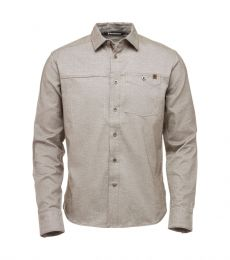 Long Sleeve Flannel Modernist Shirt Men's