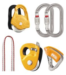 Crevasse Rescue Kit
