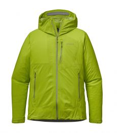 Stretch Rainshadow Jacket Peppergrass Green