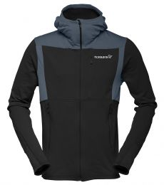 Norrona Falketind Warm1 Stretch Zip Hoodie Men climbing mountainering hiking trekking fleece