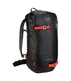 Ski mountaineering backpack