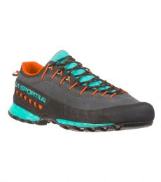 TX 4 Womens Carbon/ Aqua