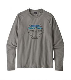 Men's Fitz Roy Hex Lightweight Crew Sweatshirt