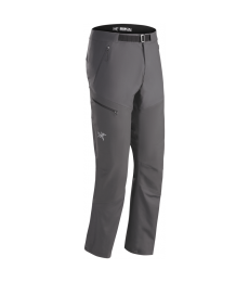 Arc'teryx Sigma FL softshell, 4 way stretch, rock, ice, mixed climbing technical pant in pilot grey
