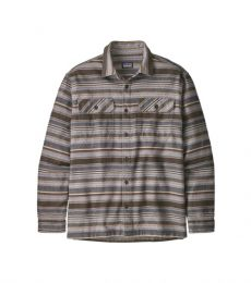 Long-Sleeved Fjord Flannel Shirt