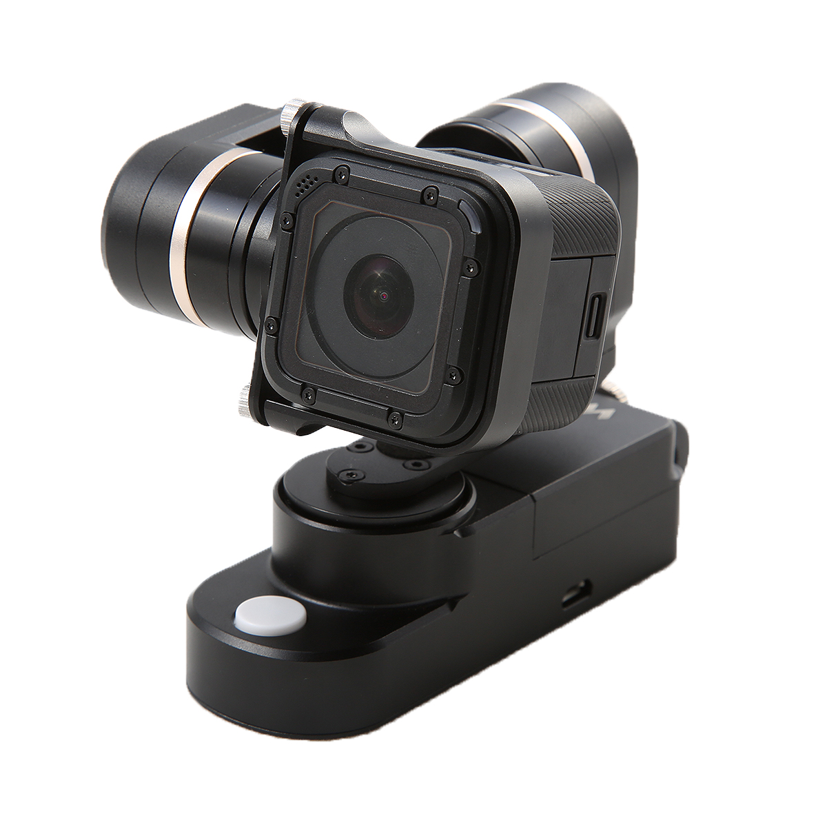 feiyu feiyu wgs 3 axis wearable gimbal for gopro session and similar action cameras free. Black Bedroom Furniture Sets. Home Design Ideas
