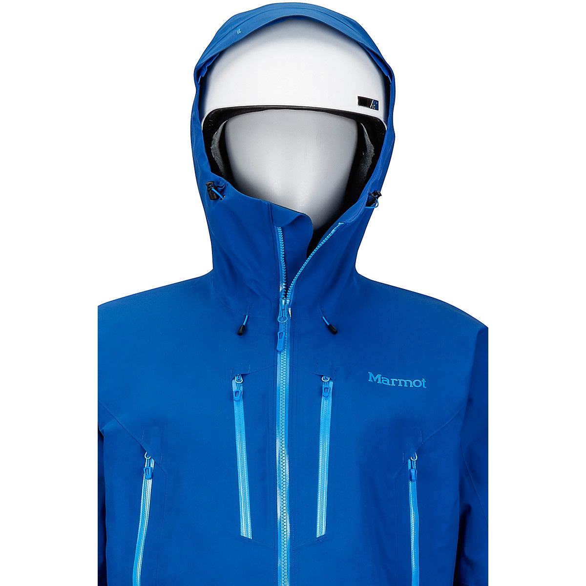 ... Marmot Alpinist Jacket Men Dark Cerulean ...