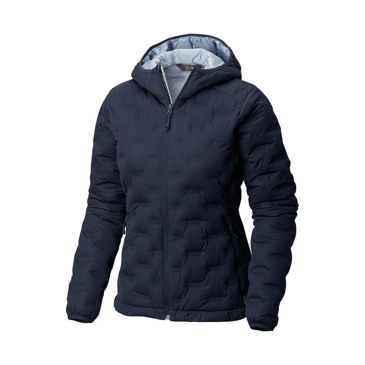 85f7b9b09 Women's StretchDown DS Hooded Jacket