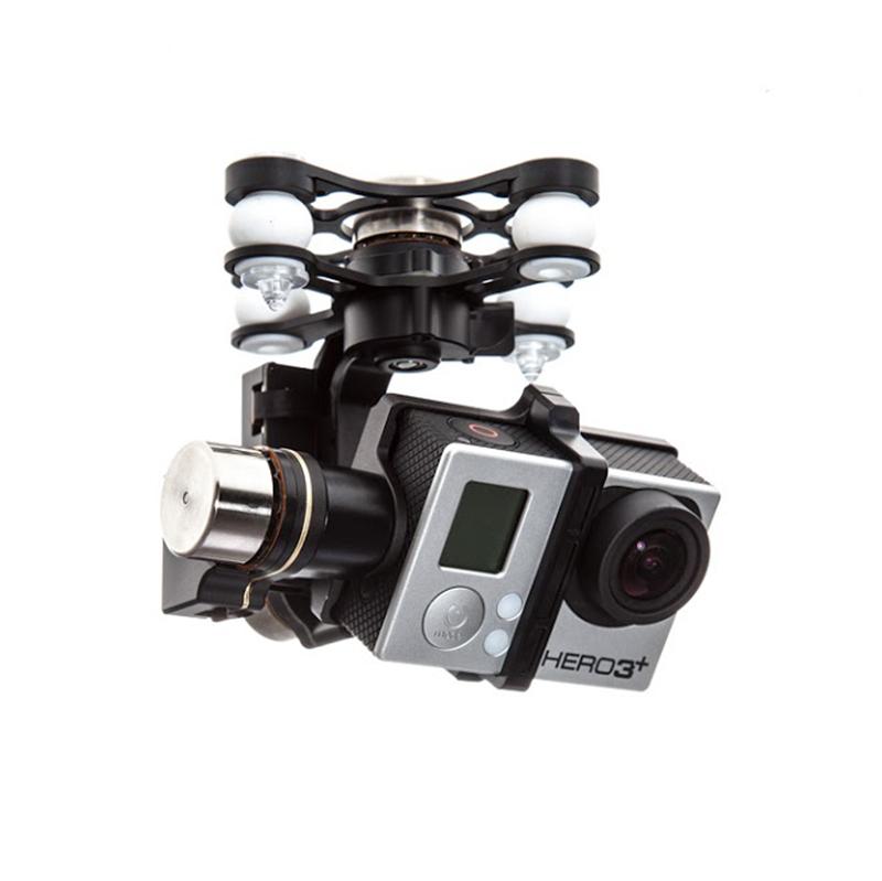 DJI Phantom 2 with GoPro 3 Gimbal   Go Pro Drones   EpicTV ...
