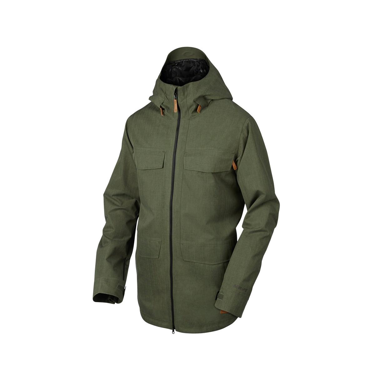 4c98146614 Oakley Thunder Gore-Tex Biozone Shell Jacket 2016