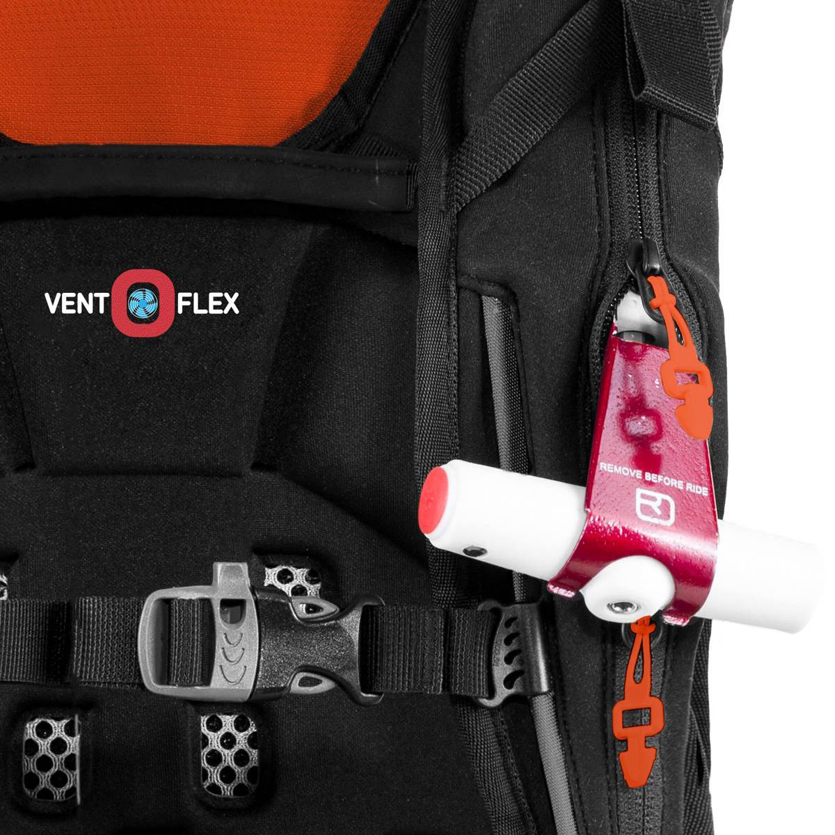 ec5b6f9f60f Ortovox Tour 32+7 ABS Avalanche Airbag Pack | Backpacks | EpicTV Shop
