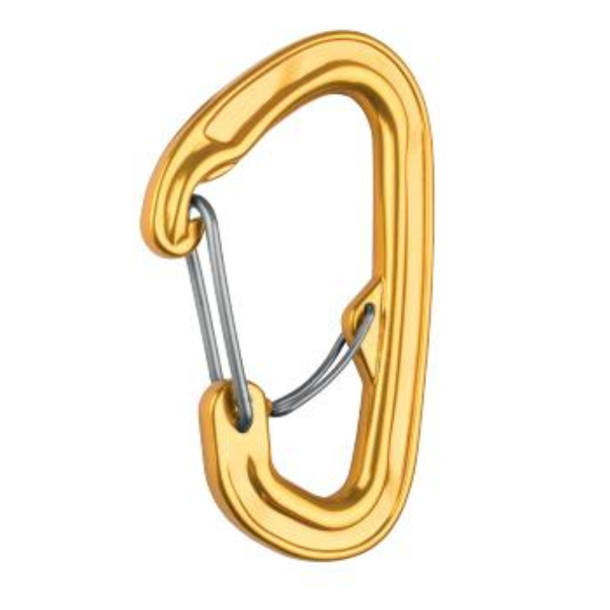 Grivel Plume Captive Wire Non Locking Carabiners