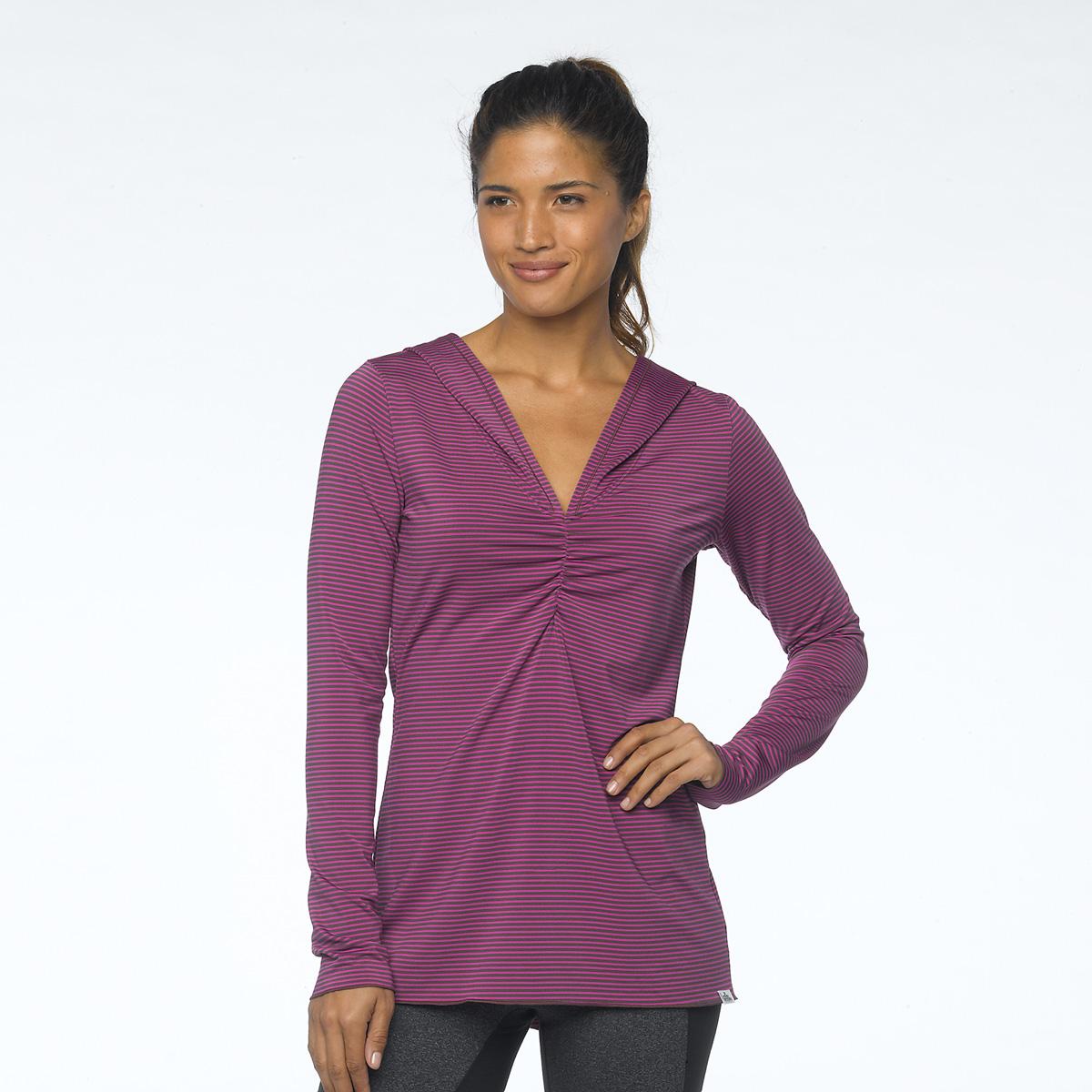 prana perry stripe pullover femme pulls sweats epictv shop. Black Bedroom Furniture Sets. Home Design Ideas