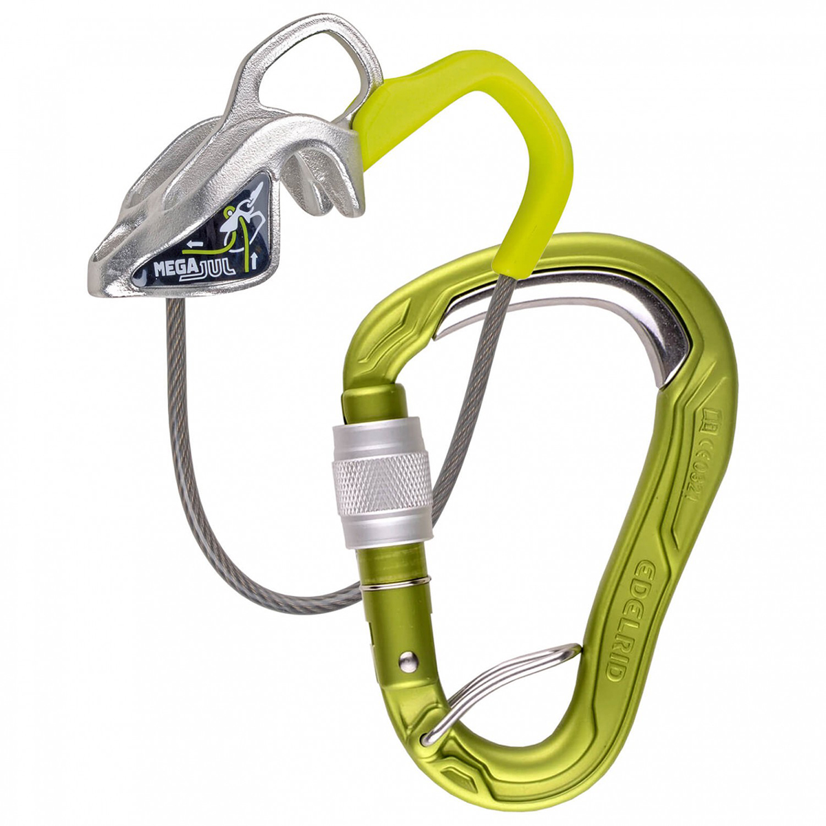 Mega Jul Belay Kit 2015