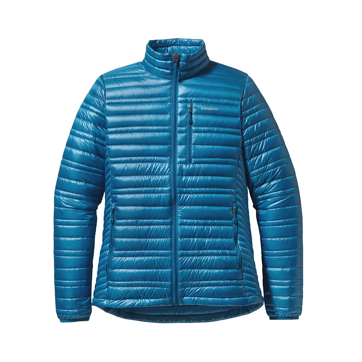 Patagonia womens ultralight down jacket