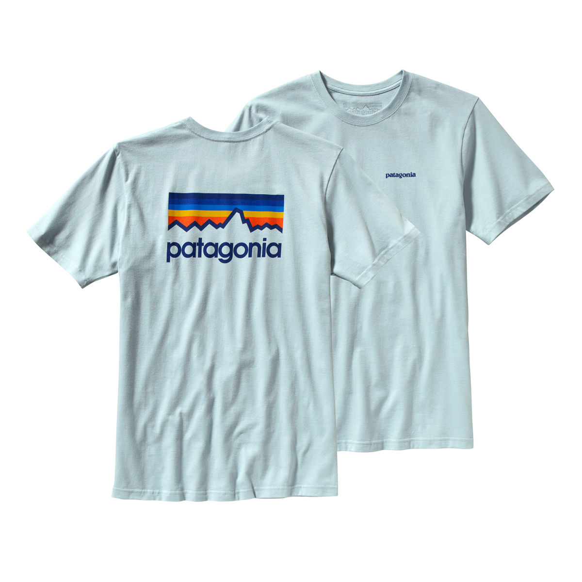 patagonia line logo t shirt 2015 t shirts shirts tops. Black Bedroom Furniture Sets. Home Design Ideas
