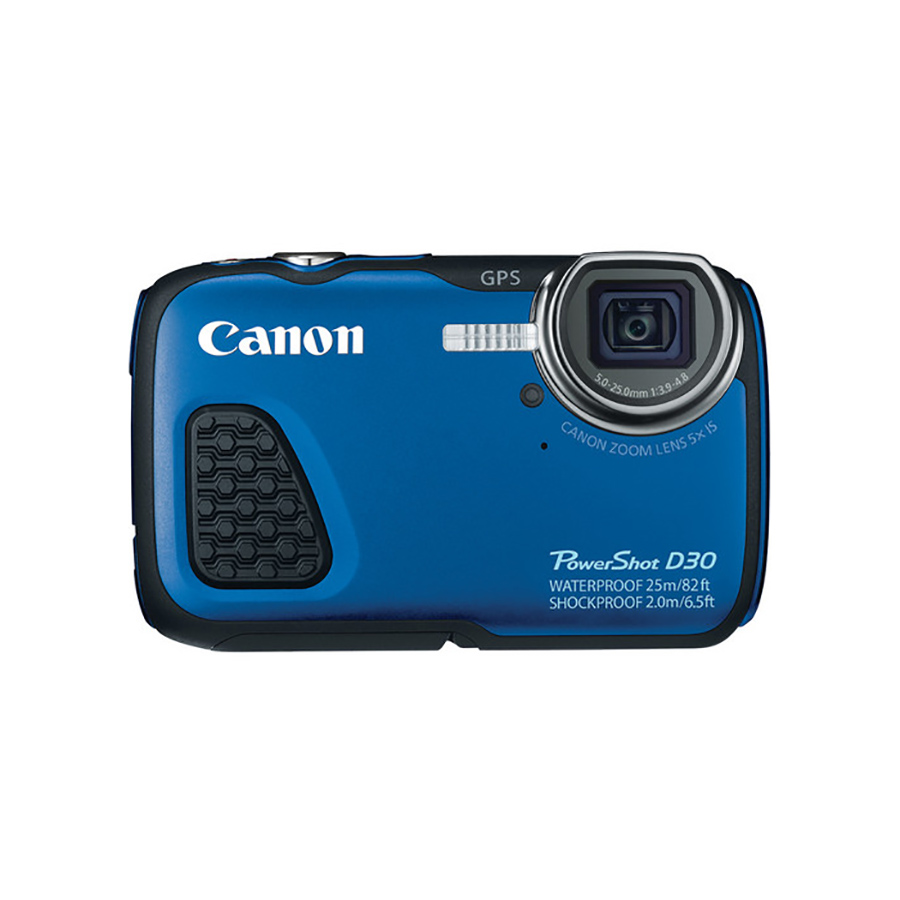 Canon Canon PowerShot D30 Waterproof Digital Camera ...
