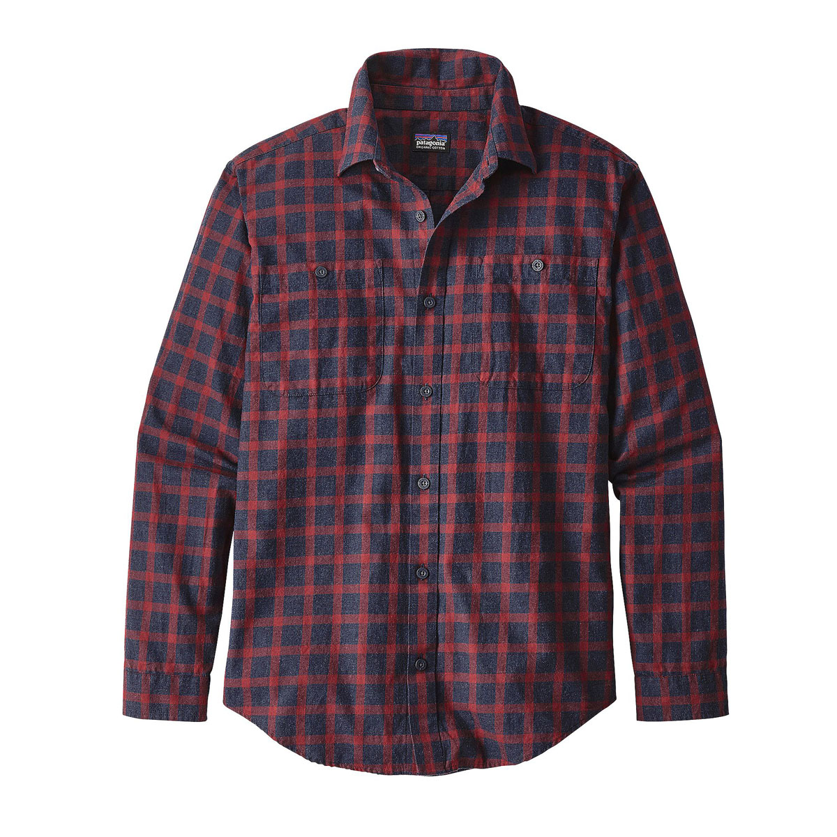 Patagonia Long Sleeved Pima Cotton Shirt T Shirts