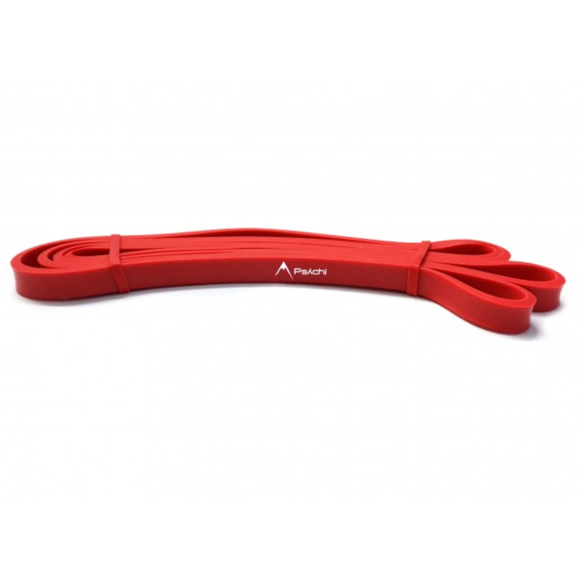 Kinzi Exercise Bands: Psychi Resistance Band - Red (Light)