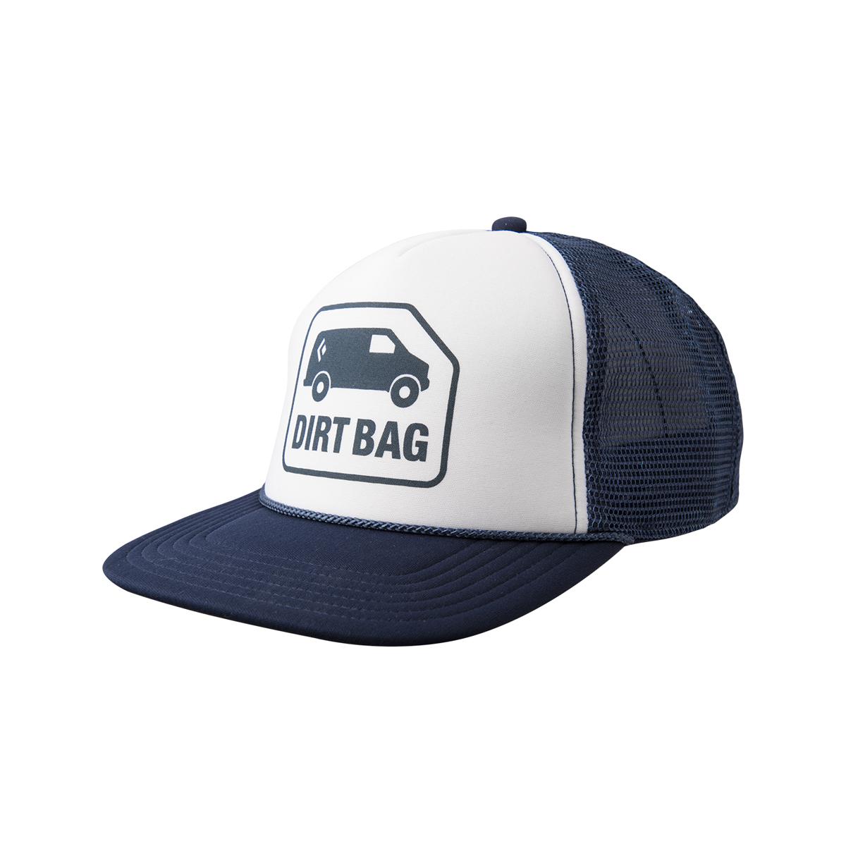 b6cd6efc28d5d Black Diamond Flat Bill Trucker Hat