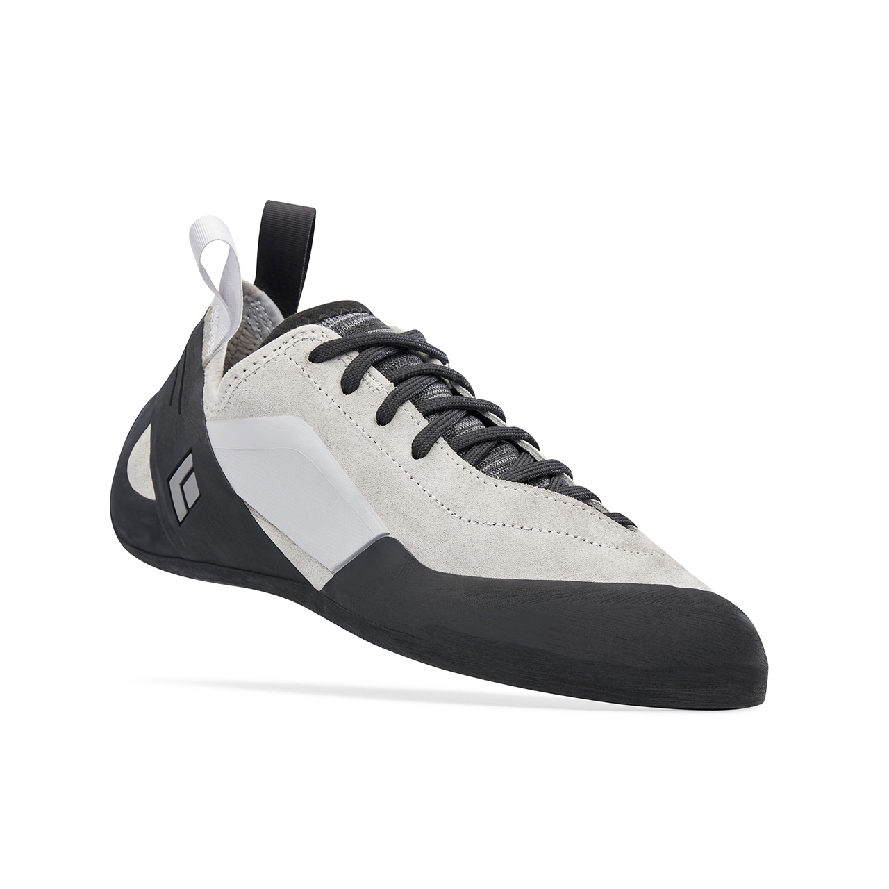 Black Shoe With Climing Covers