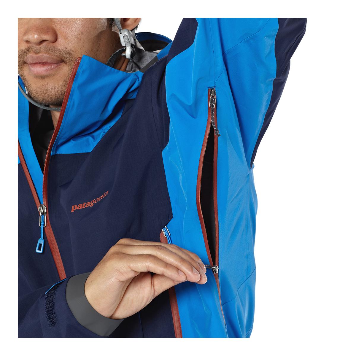 Patagonia Super Alpine Jacket Vestes Techniques Epictv