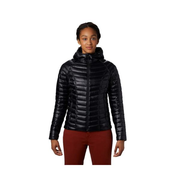 Ghost Whisperer Hooded Down Jacket Donna
