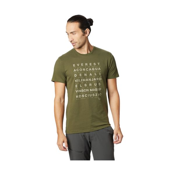 Men's Seven Summits Short Sleeve T-Shirt