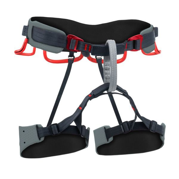 Mountaineering, trad, sport climbing harness