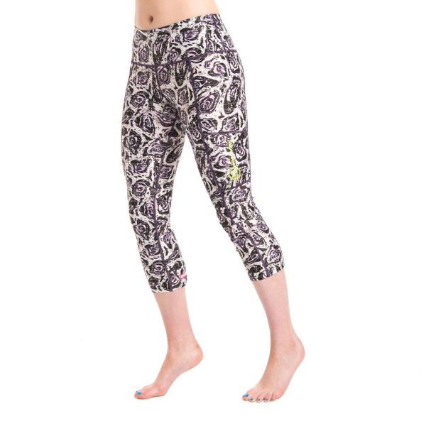 3rd Rock Women's Geo Crop Leggings, womens yoga pants, womens climbing pants, womens climbing clothing, womens yoga clothing, 3rd rock buy online, 3rd rock womens clothing buy online,