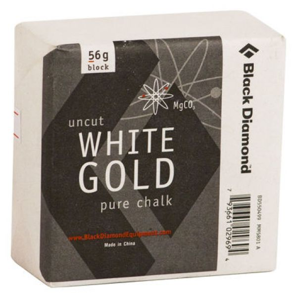 White Gold Chalk Block