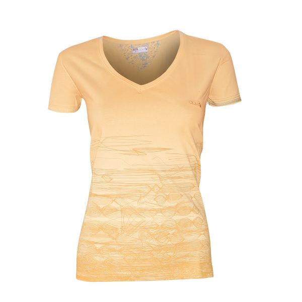 Galou T-Shirt Yellow