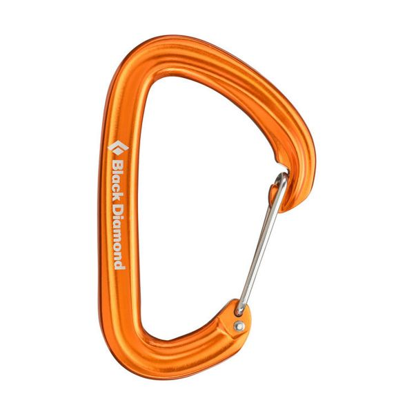 wire gate carabiner