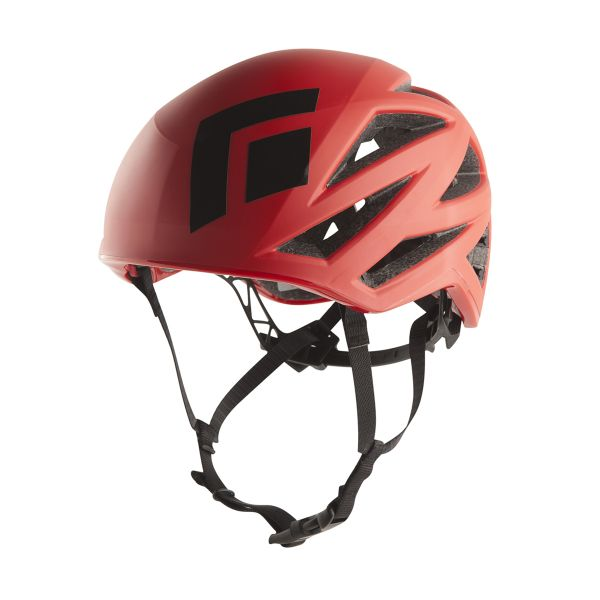 Black Diamond Vapor Helmet Fire Red