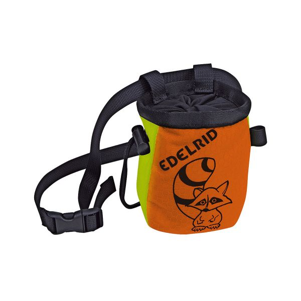 Edelrid Bandit Kids Chalk Bag Sahara