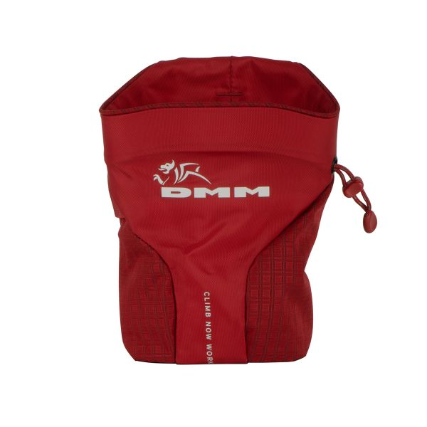 DMM Trad Chalk Bag Red