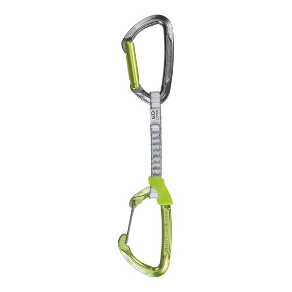 Climbing Technology Lime M Set DY12cm, quickdraws, climbing gear